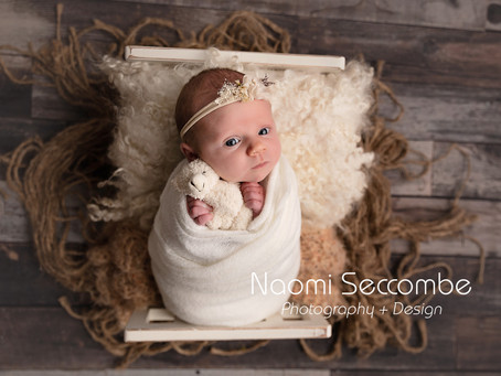 Marli - Newborn Session