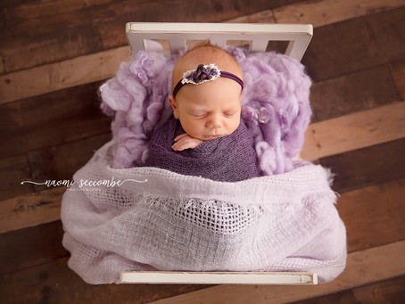 Isabella - Newborn Session