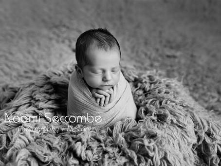 Huddy - Newborn Session