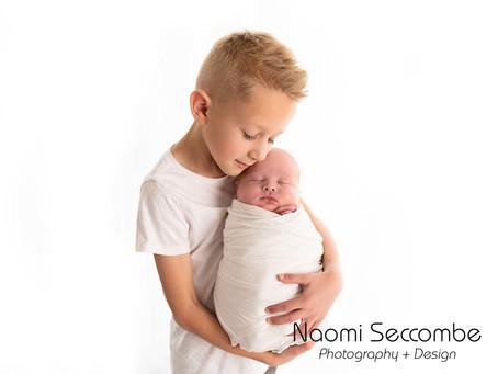 Kayden - Newborn Session