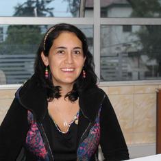 Claudia Galaz. Coordinadora Académica
