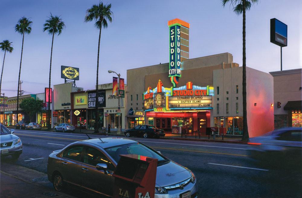 Studio City, David Cone