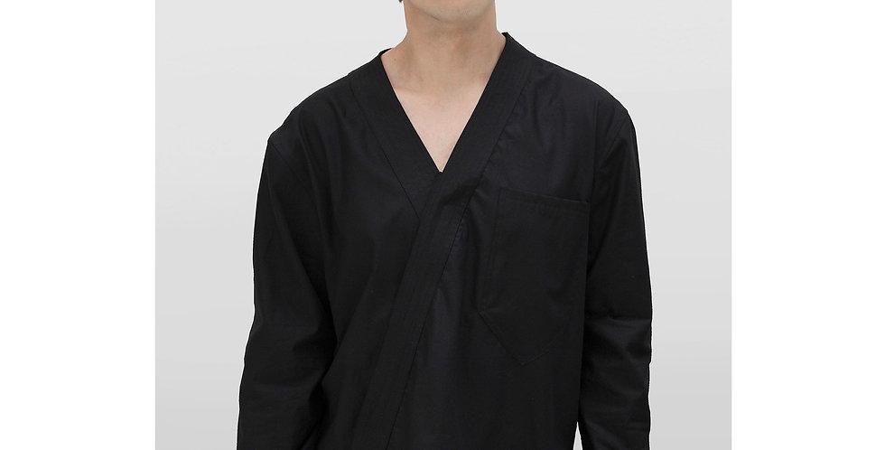 Camisa estilo kimono