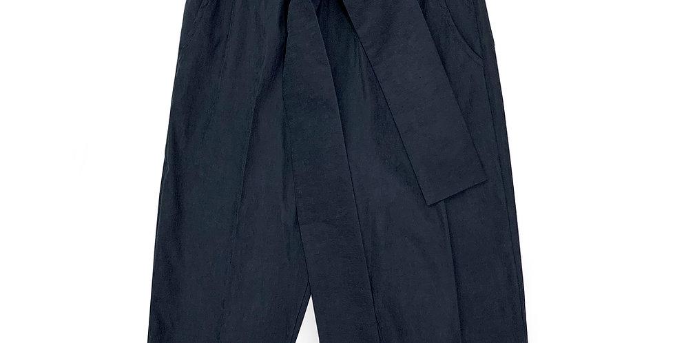 Pantalón capri baggy