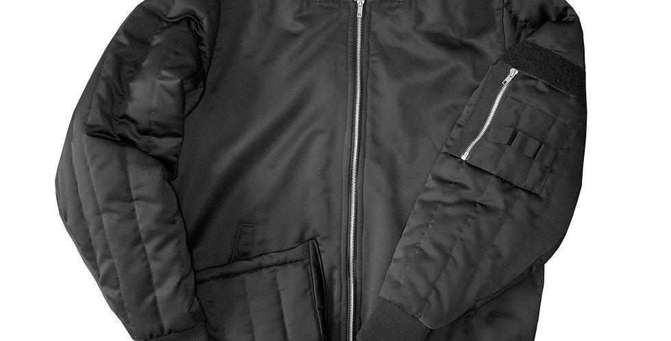 Maxi Bomber Jacket