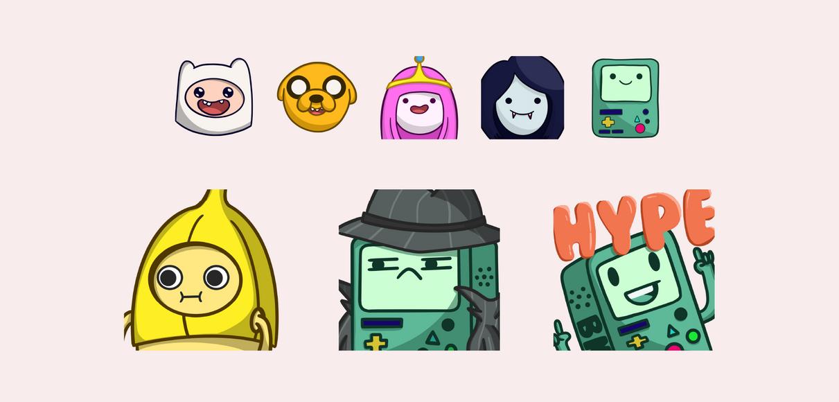 Sub Badges + Emotes