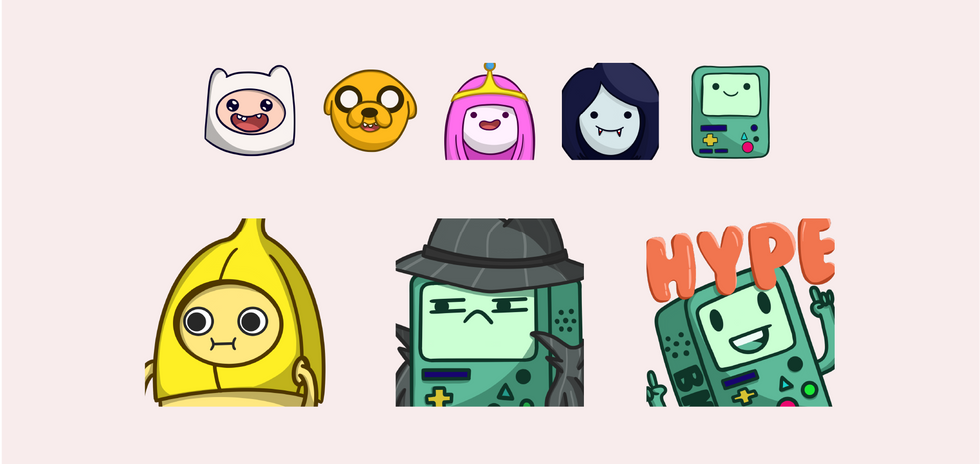 Sub Badges + Emotes