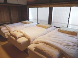 2階南側寝室