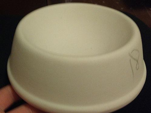 Small pet bowl