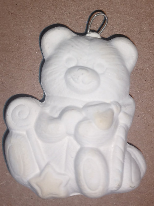 Angel Bear ornament