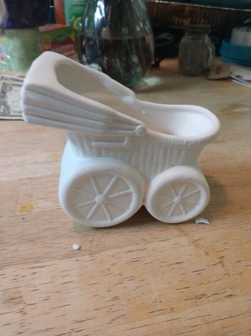 Carriage trinket holder