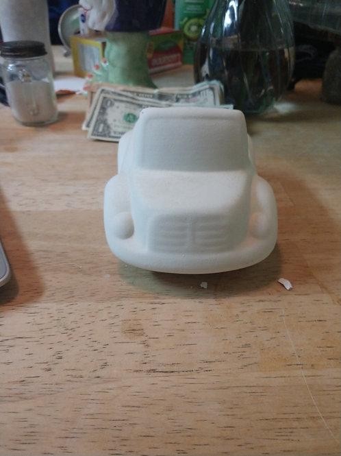 Car trinket holder