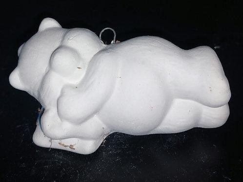 Sleeping bear ornament