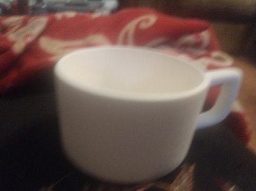 Plain soup mug