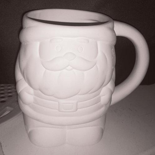 Full body Santa mug