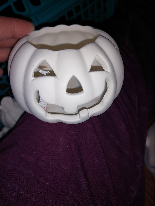 Small pumpkin lantern