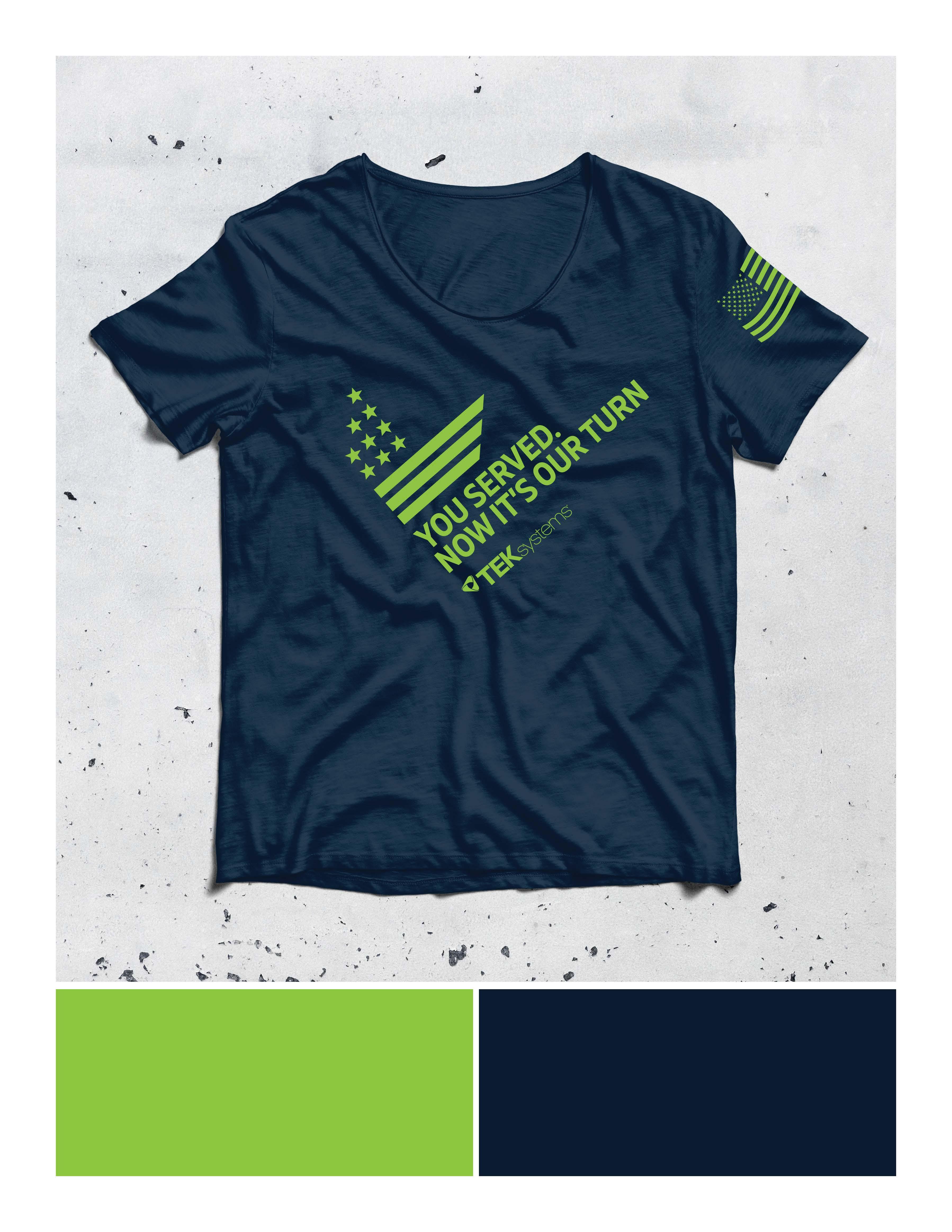 Pat Tillman Run T-Shirt