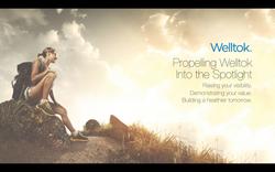 Welltok PowerPoint Cover