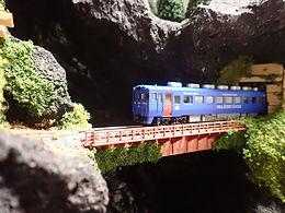 テーブル山水(鉄道模型)1.jpg