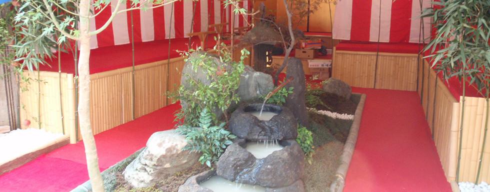 水の流れる庭 池・壁泉6.jpg