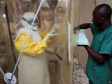 Лихорадка Эбола угрожает Гвинеи