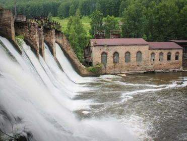 Старейшая ГЭС России