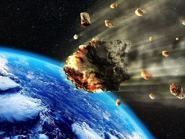 В Китае упал крупный метеорит