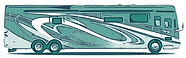 TIFFIN Allegro Bus 45OPP - Monotoon-Core