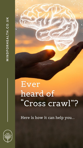 """Ever heard of """"Cross crawl""""? Here is how it can help you"""