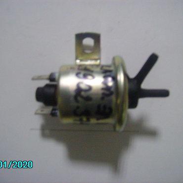 Клапан электромоторный