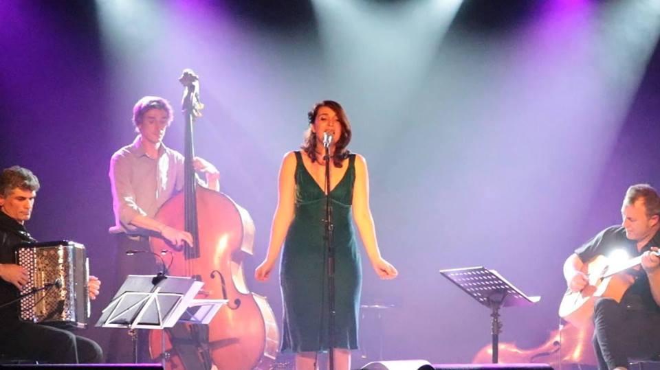 Jazzette band festival st quentin de la