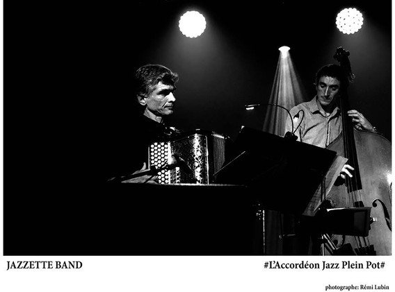 Patrick Licasale jazzette band