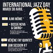 Jazz day Vérène Fay quintet