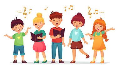 Atelier chant enfants
