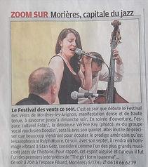 article Vérène Fay