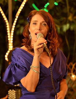 Vérène Fay chanteuse de jazz