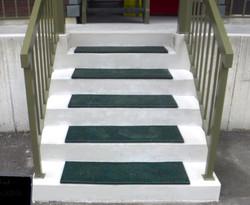 札幌市|リフォーム|鉄骨階段|左官|