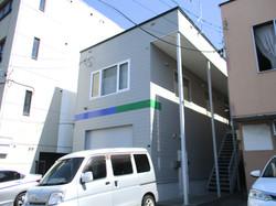 札幌市|外壁塗装|塗り替え|施工例|