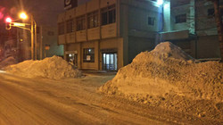 駐車場|除雪|札幌