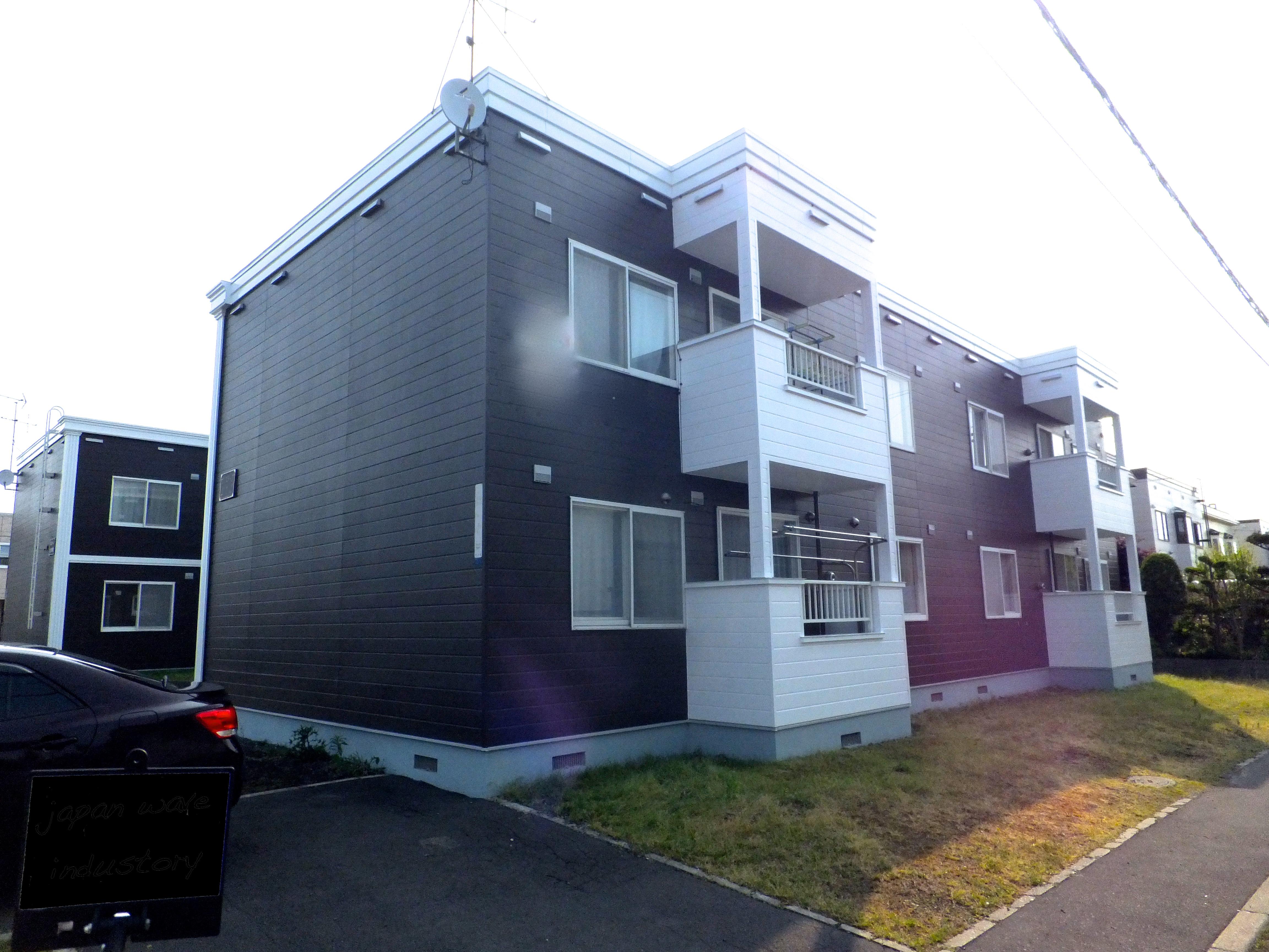 札幌市|サイディング|塗り替え|張り替え|