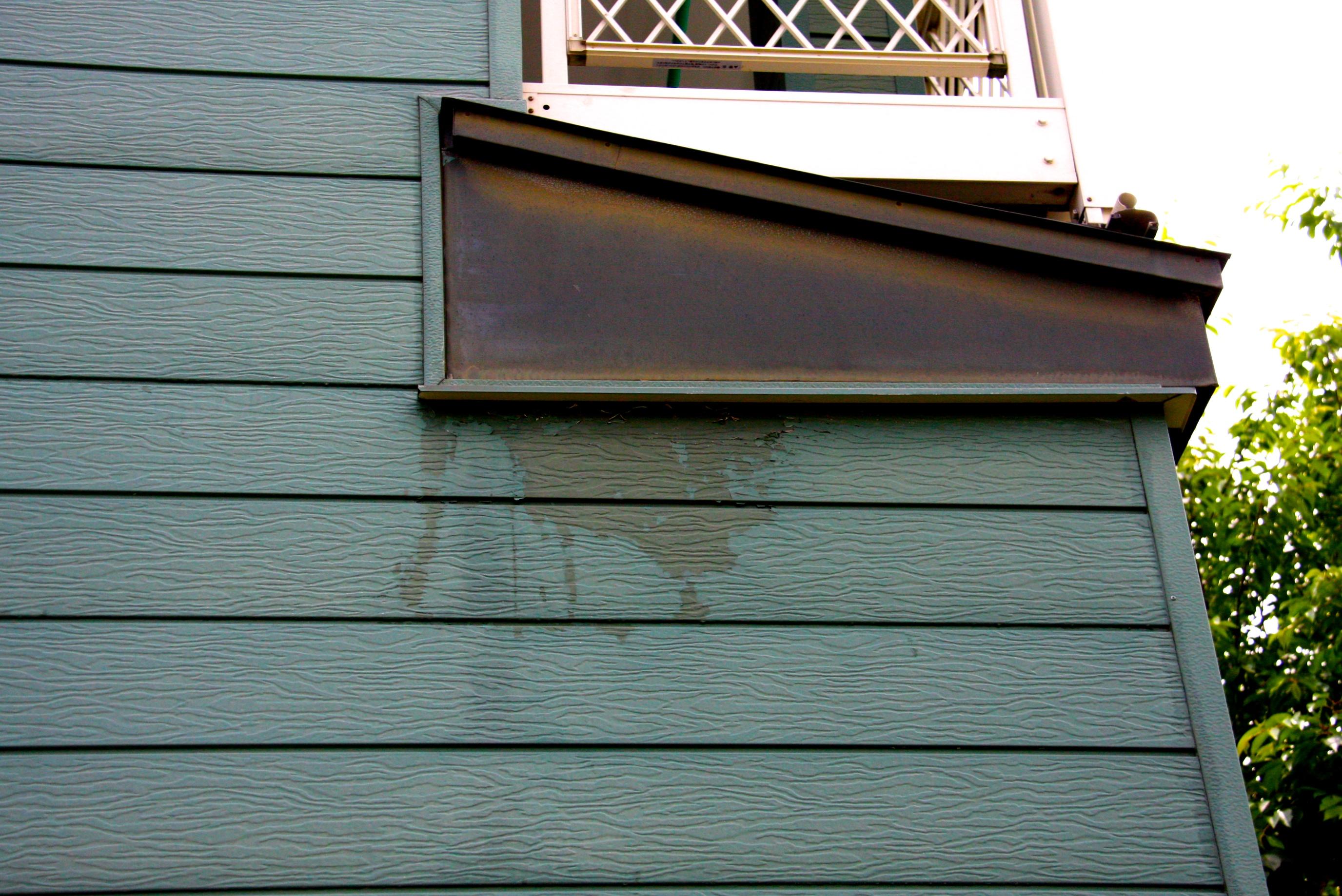 塗装業社|札幌市|塗り替え|施工前|