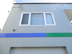 札幌市 外壁塗装 ジャパンウェーブインダストリー 施工例 
