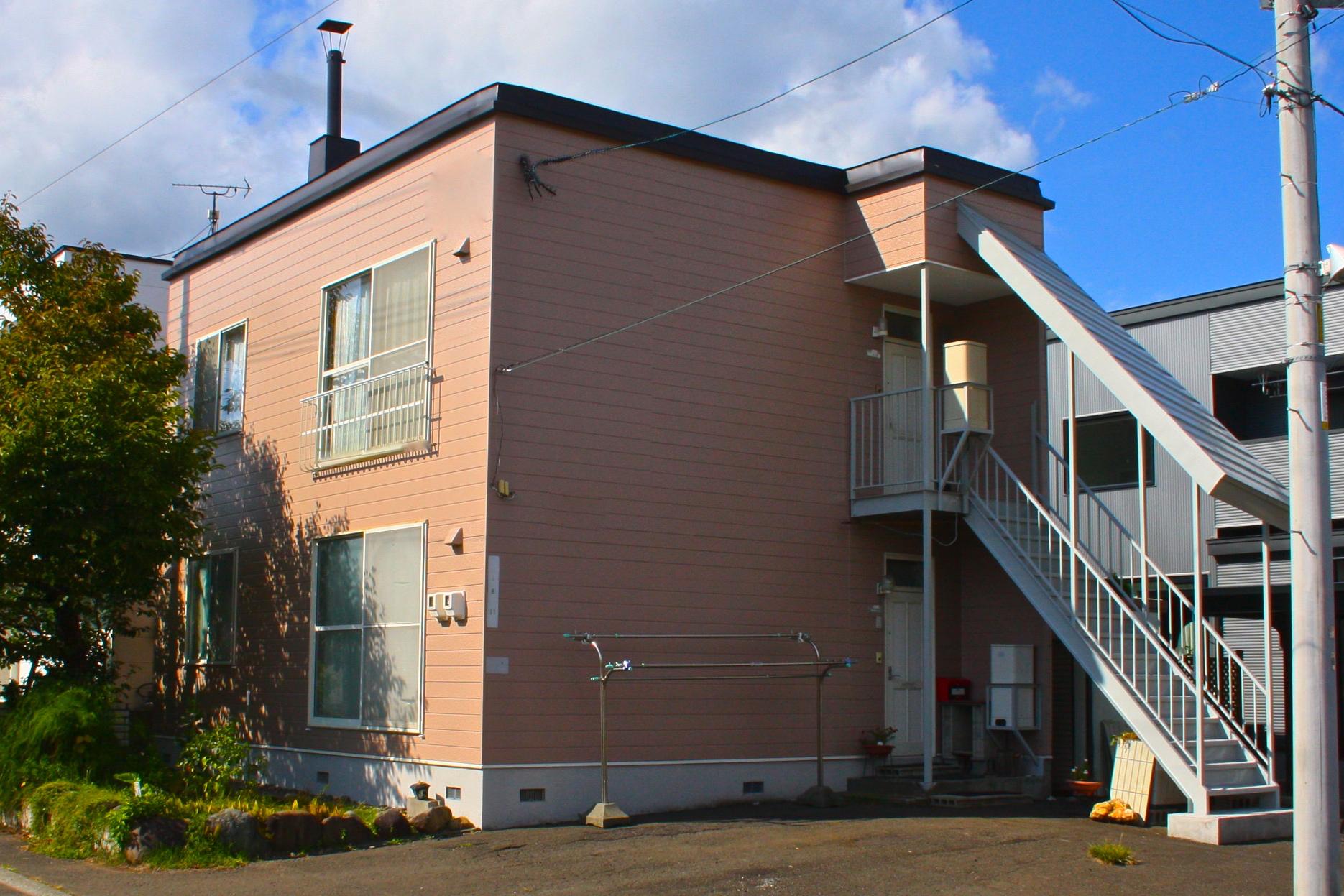 札幌市|アパート|マンション|外壁塗装|