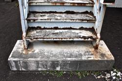 札幌市 リフォーム 鉄骨階段 補修 