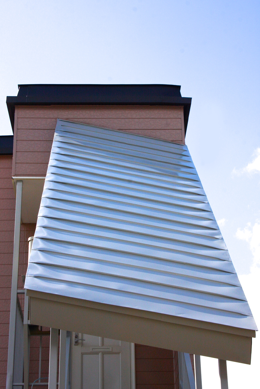 札幌市|塗装業社|屋根|施行後|