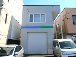 外壁塗装 ビフォーアフター 札幌市 ジャパンウェーブインダストリー 