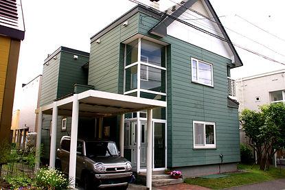 札幌|外壁塗装|雨漏り|サイディング|