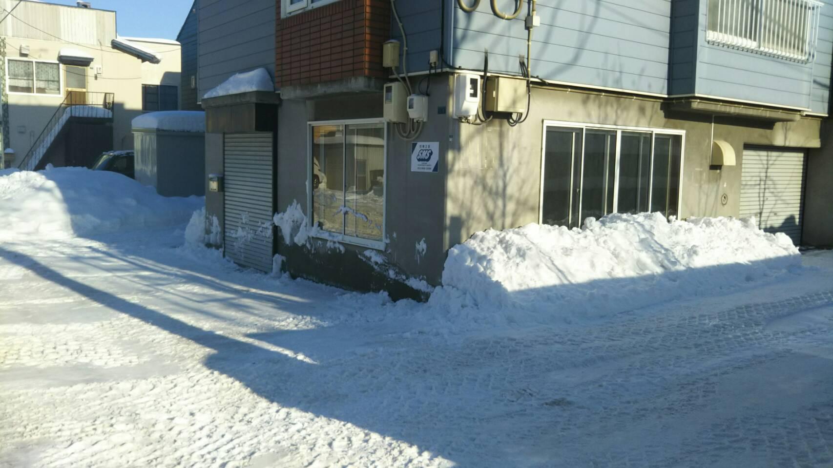 除排雪|白石区