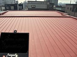 塗装 屋根 札幌市 施行前 