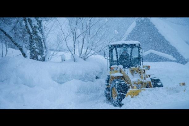 駐車場|除雪|排雪|札幌市|ジャパンウェーブインダストリー